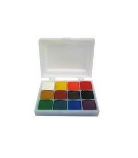 Acuarele 12 culori PICTOR