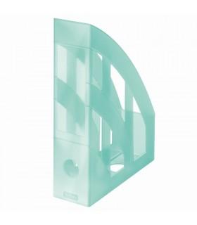 Suport documente vertical plastic diverse culori pastel HERLITZ