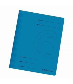 Dosar din carton cu sina A4 diverse culori HERLITZ