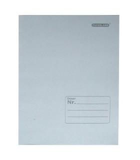 Dosar simplu din carton 230 gr. A4 alb HERLITZ