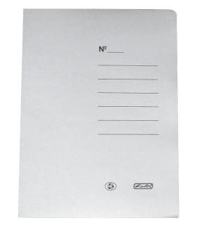 Dosar din carton cu sina A4 arc tare HERLITZ