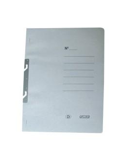 Dosar de incopciat din carton A4 1/1 alb HERLITZ