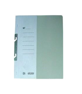 Dosar de incopciat din carton A4 1/2 alb HERLITZ