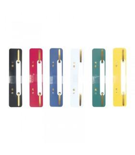 Alonje indosariere din plastic, culori asortate, 150/set, HERLITZ