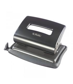 Perforator birou 2,0 mm, negru, HERLITZ