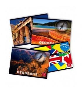 Caiet geografie 24 file Color PIGNA