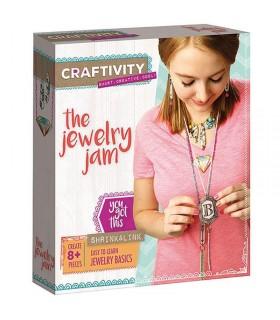 Set craftivity bijuterii FABER-CASTELL