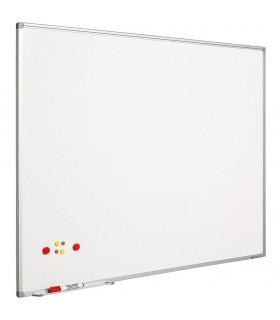 Tabla alba magnetica 120 x 150 cm, profil aluminiu SL, SMIT