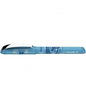 Roller bleu cu cartus Inx Sportive SCHNEIDER