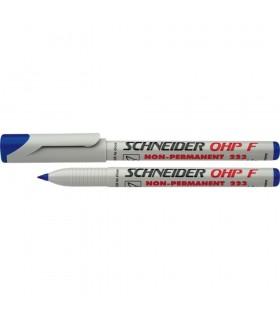 Marker universal non-permanent diverse culori, varf 0.4mm SCHNEIDER