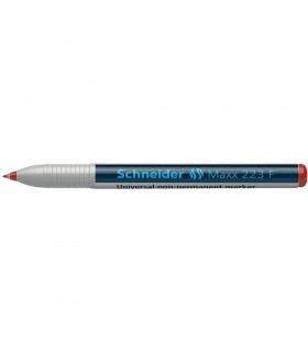 Marker universal non-permanent diverse culori, varf 0.7 mm SCHNEIDER