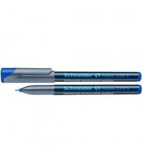 Marker permanent universal varf 0.4 mm diverse culori SCHNEIDER