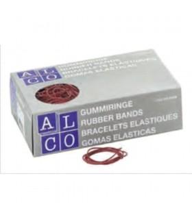 Elastice pentru bani, 1000 g/cutie, D 85 x 1,5 mm, ALCO