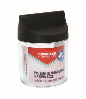 Dispenser magnetic pentru agrafe, D 58 x H 68 mm OFFICE PRODUCTS
