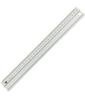 Rigla din aluminiu 30 cm ALCO