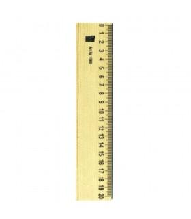 Rigla din lemn 20 cm ALCO