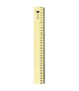 Rigla din lemn 30 cm ALCO
