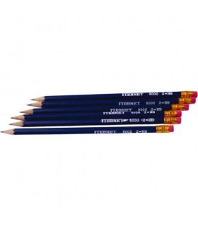 Creion grafit HB cu radiera ARTIGLIO