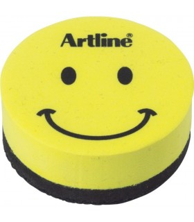 Burete magnetic pentru whiteboard Smiley ARTLINE