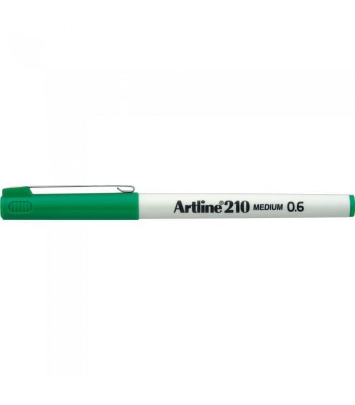 Liner diverse culori, varf fetru 0.6 mm ARTLINE