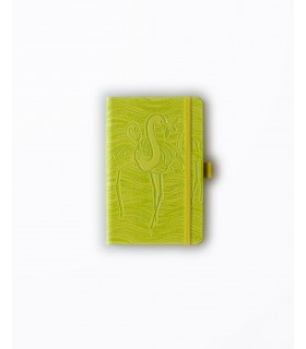 Bloc notes Ivory Animals 13 x 21 cm 240 file dictando Herlitz