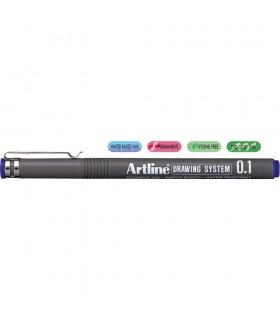 Marker pentru desen tehnic varf fetru 0.1 mm ARTLINE