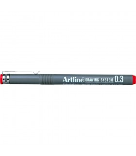 Marker pentru desen tehnic, varf fetru 0.03 mm ARTLINE