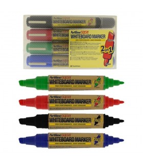 Marker tabla varf rotund 2.0 mm/tesit 5.0 mm ARTLINE