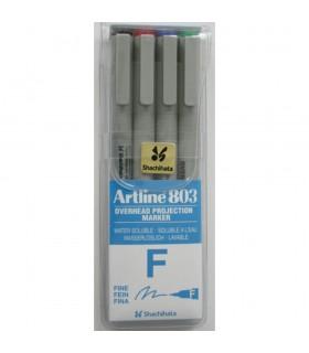 Marker Non-Permanent diverse culori , varf 0.5 mm ARTLINE
