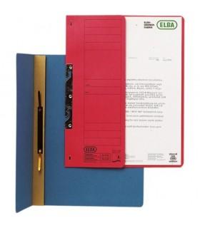 Dosar de incopciat din carton 1/2 culori pastel ELBA
