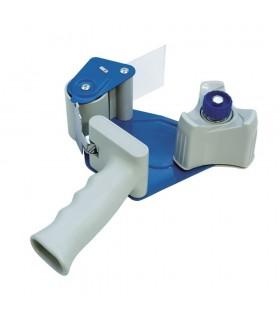 Dispenser pentru banda adeziva 50 mm x 66 m, pentru impachetat, DONAU