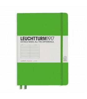 Caiet A5 dictando coperta rigida vernil LEUCHTTURM