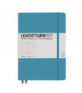 Caiet A5 dictando coperta rigida albastru nordic LEUCHTTURM