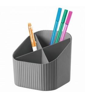 Suport instrumente de scris, 4 compartimente HAN X-LOOP