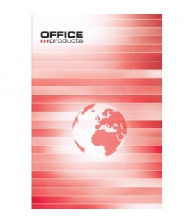 Registru A5, 96 file 55g/mp, coperti carton rigid, Office Products  Tip: Dictando