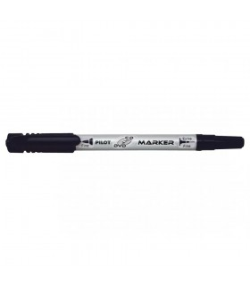 Marker permanent CD/DVD diverse culori, varf rotund 0.4 mm PILOT