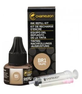 Refil Marker Chameleon BR1 Taupe Ink 25 ml