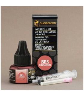 Refil Marker Chameleon BR3 Cinnamon Ink 25 ml