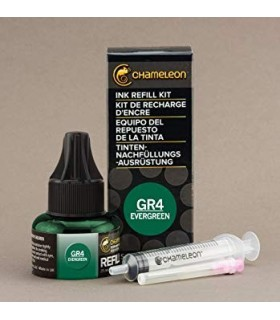 Cerneala marker Evergreen 25 ml GR4 CHAMELEON