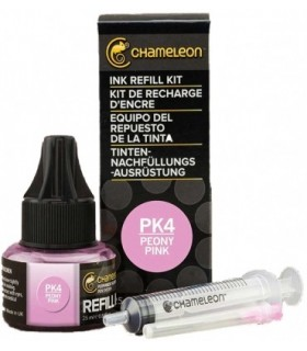 Cerneala marker Peony Pink Ink 25 ml PK4 CHAMELEON