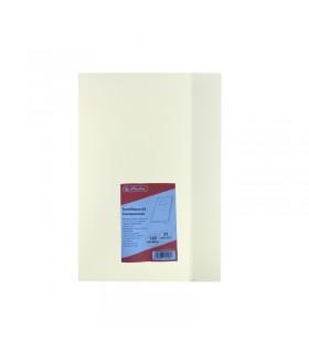 Invelitoare 110 microni, transparenta - Carte 8 HERLITZ