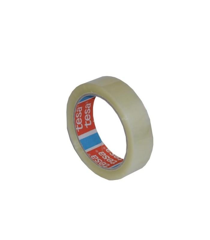 Banda adeziva 66 m x 25 mm, adeziv cauciuc sintetic, TESA