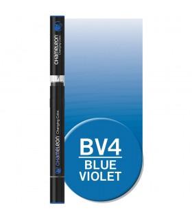 Marker cu tonuri multiple de culoare Blue Violet BV4, CHAMELEON