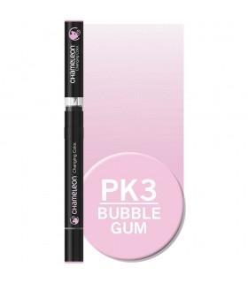 Marker cu tonuri multiple de culoare Bubble Gum PK3, CHAMELEON