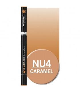 Marker cu tonuri multiple de culoare Caramel NU4, CHAMELEON