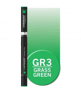 Marker cu schimbare tonalitate Grass Green GR3, CHAMELEON