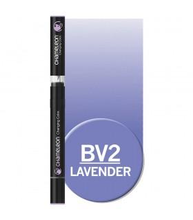 Marker cu schimbare tonalitate Lavender BV2 CHAMELEON