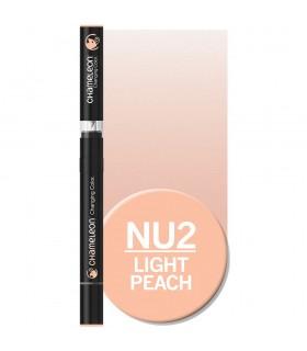 Marker cu schimbare tonalitate Light Peach NU2 CHAMELEON