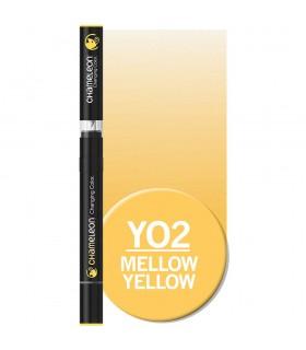 Marker cu schimbare tonalitate Mellow Yellow YO2 CHAMELEON