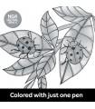 Marker cu schimbare tonalitate Neutral Grey NG4 CHAMELEON